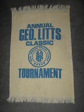 Young American Bowling Alliance YABA George Litts Classic Tournament USA Towel