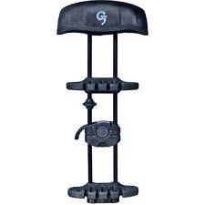 New G5 Head-Loc 6 Arrow Quiver Black Carbon Tech-Finish w/ Tree Mounting Bracket