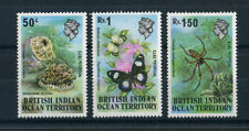 British Territory Postage Stamps