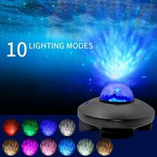Colourful USB LED Galaxy Projector Starry Night Light Laser Projection Star Lamp