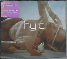 KYLIE MINOGUE - On a night like this (CD1) CDM 3TR Enhanced 2000 EU PRINT