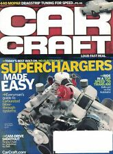 Car Craft Magazine Oct 2005 440 Mopar Dragstrip Tuning For Speed, SUPERCHARGERS