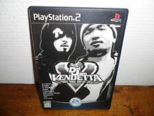 Def Jam Vendetta - Playstation 2 - PS2 - NTSC-J (Jap)