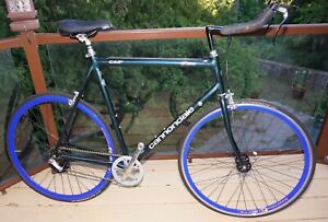 """Cannondale American Made """"Fixie"""" Fixed Gear Bike - Never Used"""