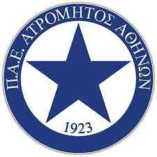 "Atromitos FC Greece Football Soccer Car Bumper Sticker Decal 4.6""X4.6"""
