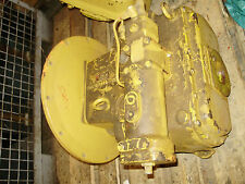LINDE  Hydraulikmotor Hydraulikpumpe 2PV 35AA   441 9600 30 evt. Bagger Radlader