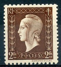 STAMP / TIMBRE FRANCE NEUF N° 692 ** MARIANNE DE DULAC