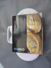 NEW IN PACK CHEF AID EGG POACHER EASY EGGS QUICK AND SIMPLE NO MESS L@@K