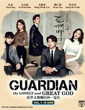 Guardian: The Lonely and Great God (Chapter 1 - 16 End) ~ 3-DVD SET ~English Sub
