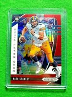 NATE STANLEY RED PRIZM ROOKIE CARD JERSEY #2 VIKINGS RC 2020 PANINI PRIZM DP RC