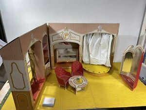 Vintage 1962 Mattel Barbie Fashion Shop Cardboard Store Structure Display