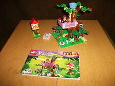 Lego - Friends - Cabane Dans Les Arbres Nr. 3065