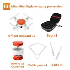 Original Xiaomi Mitu Mini Airplane Smart Remote Control Aircraft Drone Wifi