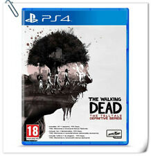 PS4 THE WALKING DEAD: THE TELLTALE DEFINITIVE SERIES Skybound Adventure Games