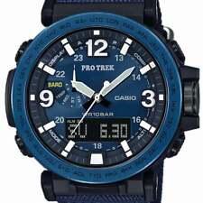 Casio Pro Trek Solar Watch Led Para Hombre Mens 100M PRG-600YB-2ER