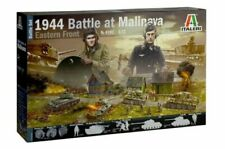 Italeri 6182 1/72 Diorama Model Kit WWII Eastern Front Battle at Malinava 1944