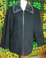 Women's Formal Wool Blend Biker Coats & Jackets