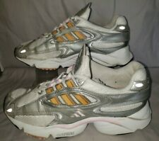 Adidas Originals OZWEEGO Shoes Women's (Size 7.5) Silver/White/Pink !!!CLEAN!!!