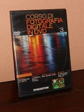 DVD FILM / CORSO DI FOTOGRAFIA DIGITALE IN DVD N.3