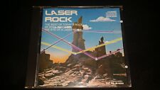 LASER ROCK THE BEST OF TODAYS ROCK CD MUSIC ALBUM SONGS 10 TRACKS DISC REALISTIC