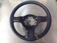 13211 F3D 2009-2015 VW POLO 6R THREE SPOKE STEERING WHEEL 6R0419091H