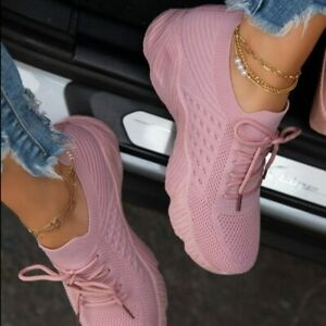 Women Casual Shoes Women Tenis Feminino Lace Up Breathable Shoes Woman Shoes