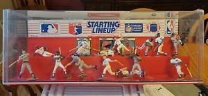 ⚾️ 1989 STARTING LINEUP - SLU MLB - KENNER BASEBALL STORE DISPLAY - RARE!!
