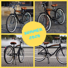 SUMMER 2020 26' City Bike Fahrrad Bici Retro-Vintage Model vélo BestSeller