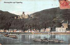 BR37539 Stolzenfels und Capellen ship bateaux germany