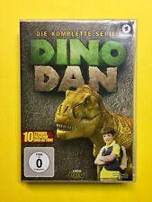 DINO DAN 5 x DVD Die Komplette Serie 10 Std WDR Neu TV Film OVP Box Folge 1 - 50