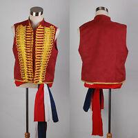 Musical Les Miserables Enjolras Vest Sash Set Cosplay Costume Tailored