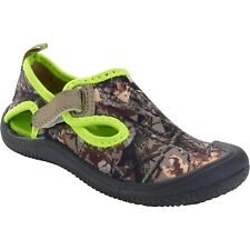 OP Toddler Boy's Grippy Sole Camo Water Shoes - GREEN CAMO - Small 5-6