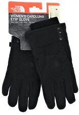 The North Face 166903 Women Caroluna Etip Sport Gloves Action Sport Black Medium
