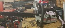 """CRAFTSMAN CHAINSAW MODEL 358.357180 18"""" bar an chain great shape look"""