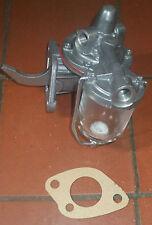 TRIUMPH TR2 TR3 TR4 TR4a   Petrol Fuel Pump (With Priming Handle)     (1953- 67)