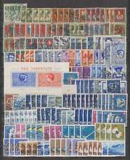A6894: Switzerland Semi-Postal Stamp Lot; CV