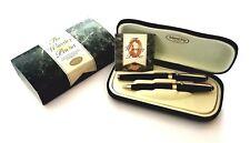 The Waverley Pen Set Waverley 1770 Fountain Pen & Ballpoint Pen, w/ Luxury Case