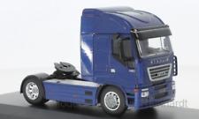 1/43 IXO Iveco Stralis metallic-blau 2-Achs ZM IXOTR031