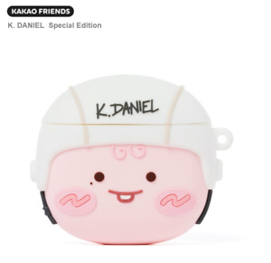 KAKAO FRIENDS Airpods Pro Silicone Case Apeach Soft shockproof APEACH KANGDANIEL
