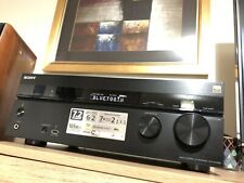 More details for sony str-dn1080 7.2 receiver/surround amplifier 4k hdr/atmos/bluetooth/spotify