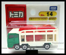 TOMICA #14 Mitsubishi Fuso Super Great Carrier TOMY DIECAST CAR NEW