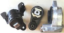 3PC MOTOR & TRANS MOUNT FOR 2010-2011-2012 FORD FUSION 2.5L AUTO FAST FREE SHIP