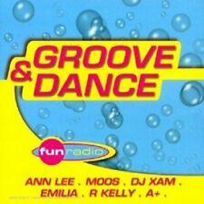 Groove & Dance (1999) Moos, Ann Lee, R. Kelly feat. Keith Murray, Tarkan,.. [CD]
