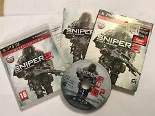 Polska Wersia kinowa PLAYSTATION 3 PS3 Sniper Ghost Warrior 2 (versión polaca)