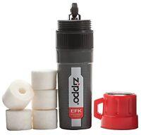 ZT ~ Emergency Fire Steel et bow Drill Socket