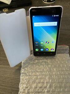 Smartphone Wiko LENNY2 - 4 Go - Blanc ( Avec Coque)
