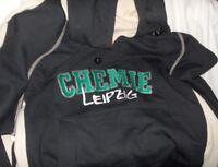BSG Chemie Leipzig  Kapuzen Sweat Shirt  Gr.L  Leutsch Neu,Lizenz,Rarität