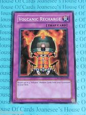Volcanic Recharge FOTB-EN049 Common Yu-Gi-Oh Card Mint (U)