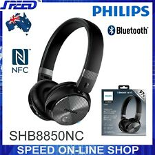 PHILIPS SHB8850NC Wireless Active Noise Cancelling Bluetooth Headphones