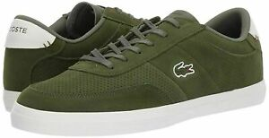 MENS LACOSTE COURT MASTER 219 TRAINERS - Size 6 7 8 9 10